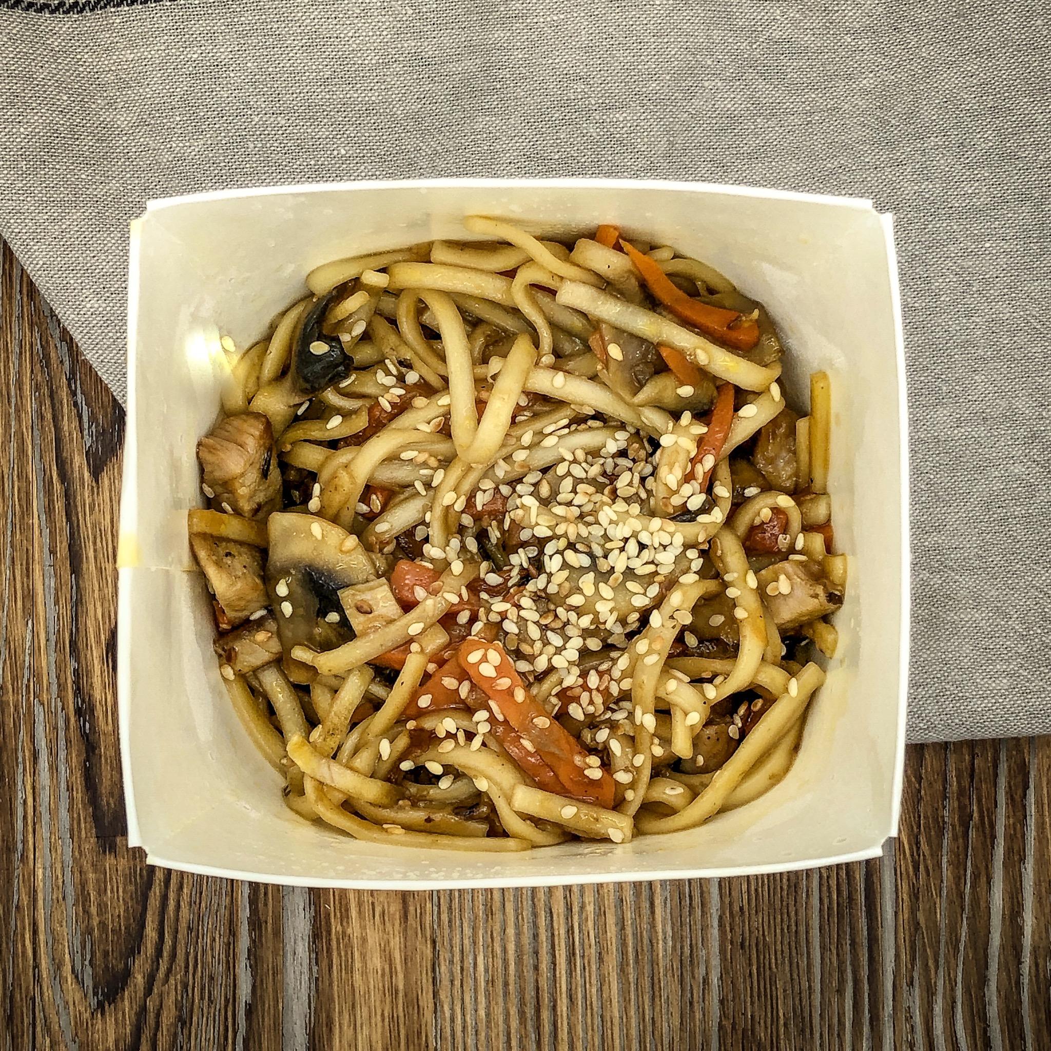 Одно из любимых блюд японцев