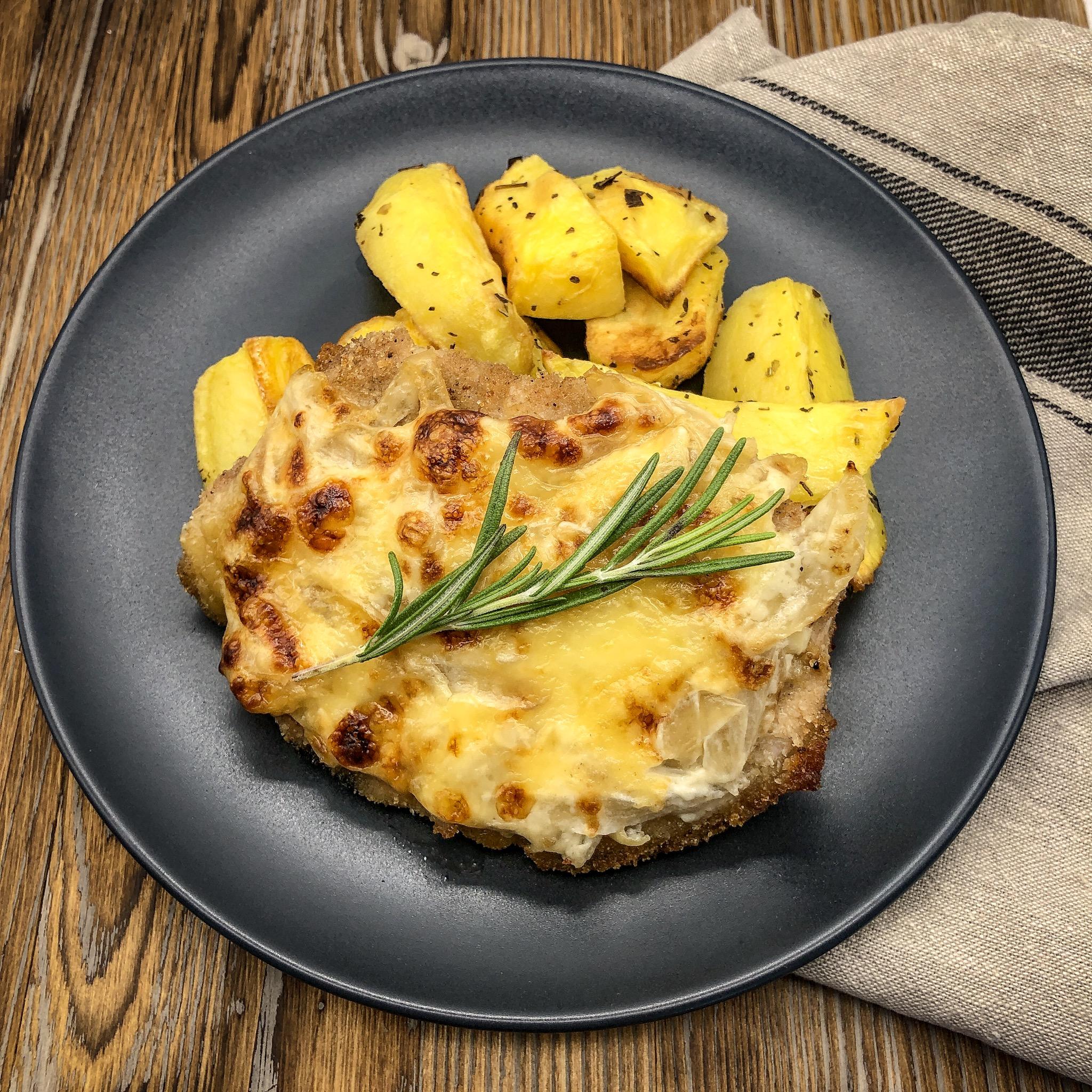 центре мясо по французскому с картошкой фото читаю