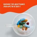 Какое место на рынке доставка лекарств займёт в будущем?